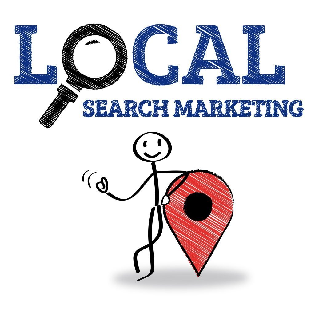 Local Search Marketing Character